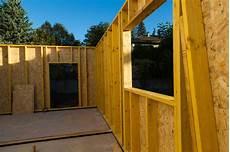 holzwand selber bauen prix d une extension en bois de 15 m2 constructeur travaux