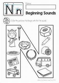 letter n phonics worksheets 24159 words starting with letter n teaching phonics letter n worksheet teaching letters