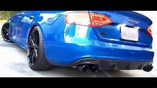 joseph gatt motoring audi b8 s4 w awe touring exhaust non res youtube
