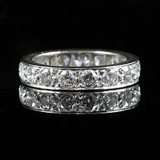 wedding rings with diamonds all around 15 inspirations of wedding rings with diamonds all the way around