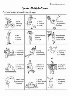 sport worksheets for kids choice b w worksheet sports printable worksheet pdf version