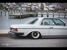 tuning mercedes w123 coupe stance works