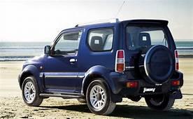 Maruti Suzuki Jimny 2018 Price In India Launch Date