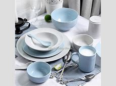 European tableware Household Dishware Set Simple dishes