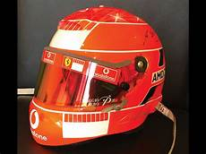 rm sotheby s michael schumacher formula 1 helmet