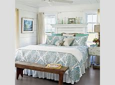 Ideas for Blue Bedrooms   Coastal Living