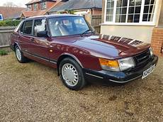1990 saab 900s turbo 5 door sold car and classic
