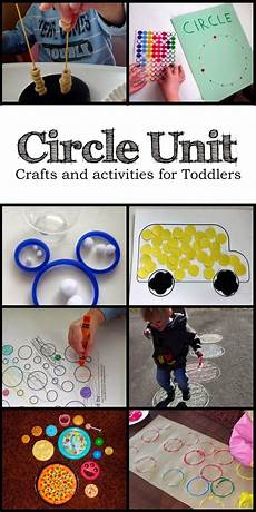 crafts actvities and worksheets for preschool toddler and kindergarten circles shapes preschool learning shapes