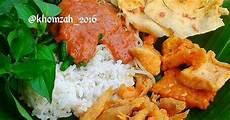 Resep Nasi Sambel Pecel Madiun Maknyusss Oleh Khomzah Nur
