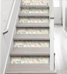 stickers contremarche relooker escalier