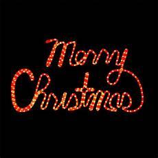 merry christmas light sign led rope light sign birddog lighting