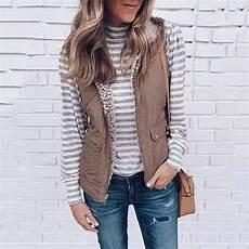 cozy reversible fleece vest fashion suit fashion fall