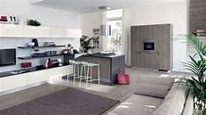 idee arredamento soggiorno arredare soggiorno cucina idee per l open space cucine