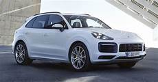 E3 Porsche Cayenne E Hybrid Revealed With 462 Ps
