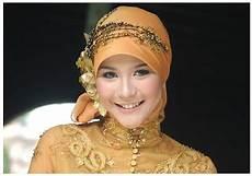 Model Jilbab Kebaya Untuk Idul Fitri 2017