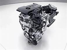 A Klasse Motoren - mercedes neue a klasse w177 unter der haube der