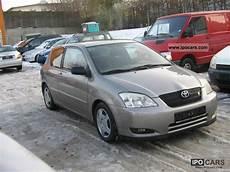 toyota corolla ts 2003 toyota corolla 1 8 ts car photo and specs