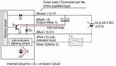 Compact Size Picking Sensor Na1 Pk3 I O Circuit And Wiring
