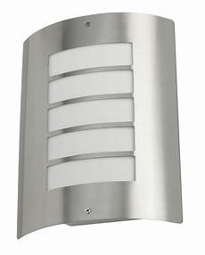 curved outdoor wall mounted lighting