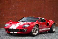 ford gt 40 ford gt40 replica has a rich history in ford performance