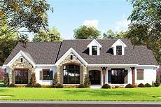 country house plans with porch 3 bed country home plan with large grilling porch