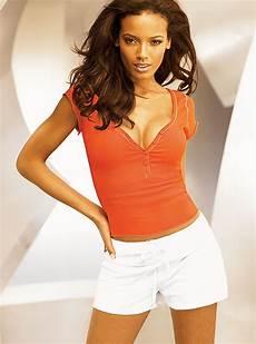 Selita Ebanks S Secret 2008 Models Inspiration