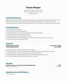 resume no experience administrative assistant resume templates entry level administrative