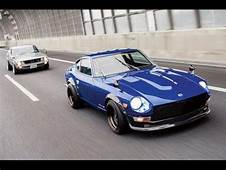 Nissan Datsun 240Z Exhaust Sound Acceleration And Launch