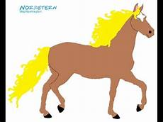 Ausmalbilder Pferde Bunt Pferde Malen Ausmalen