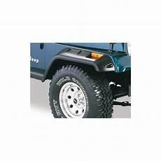 Extensions D Ailes Jeep Wrangler Yj 1987 1995 Bushwacker