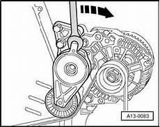 How Do I Change The Serpentine Belt On A 2002 Jetta 1 8t