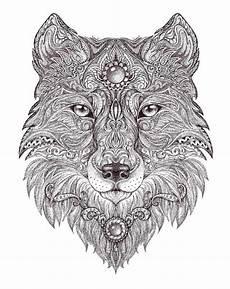Malvorlagen Wolf Ausmalbilder Erwachsene Wolf Kostenlose Malvorlagen Ideen