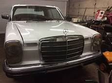 mercedes 8 coupe for sale mercedes w114 280ce stroke 8 coupe 1974