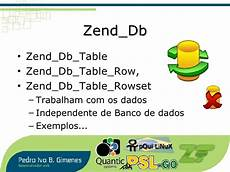 zend framework em exemplos