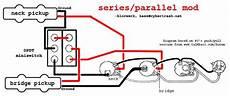 wiring a pj mustang series parallel talkbass com