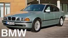 The Bmw 5 Series History The 4th Generation E39
