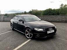 2 0 tdi audi a4 s line b8 black in omagh county tyrone