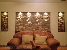 Textured Wall Panels Decor Tips Creative Faux Panels