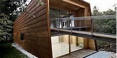 Desain Rumah Minimalis Bangunan Quot Mengambang Quot Ramah Lingkungan