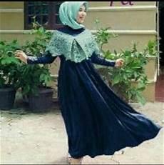 model baju gamis dress sabrina muslim modern terbaru