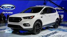 2019 ford escape hybrid redesign release date titanium