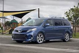Toyota Will Let The Current Sienna Die A Quiet Death