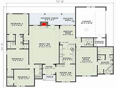 jack and jill house plans plan 59117nd 4 bed home plan with jack and jill baths