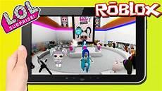 Lol Roblox Lol Roblox показ мод сюрприз куклы Lol