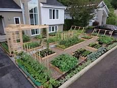 Gemüsebeet Anlegen Ideen - gem 252 segarten anlegen vorhof ideen hochbeeten grenzen