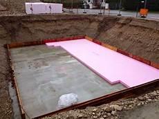 Sauberkeitsschicht Unter Bodenplatte - unser romberger liaporhaus d 228 mmung der bodenplatte