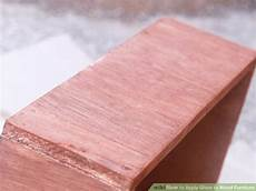 How To Apply Glaze To Wood Furniture 13 Steps With Pictures