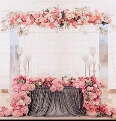 Romantische Blumendeko In Pastell Hochzeit Blumendeko