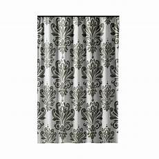 78 shower curtains gamma shower curtain 78 x 72 inch gray and