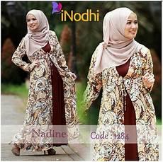 10 Contoh Baju Muslim Syar I Model Baru 2015